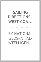 Sailing Directions - West Coast of Mexico and Central America