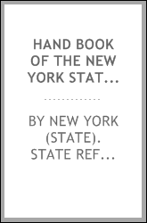 Hand book of the New York state reformatory at Elmira, comp