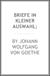 download Briefe in kleiner Auswahl; book