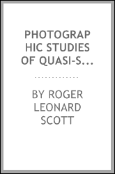 Photographic studies of quasi-stellar objects and other active radio sources