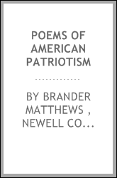 Poems of American Patriotism