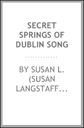 Secret springs of Dublin song