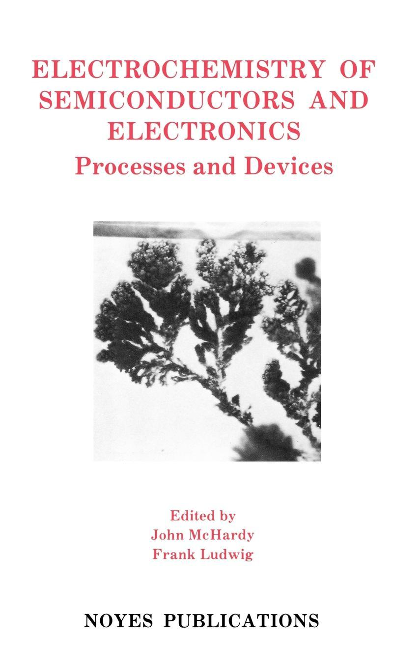 Electrochemistry of Semiconductors and Electronics: Processes and Devices. Materials Science and Process Technology Series.