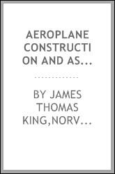 Aeroplane construction and assembly
