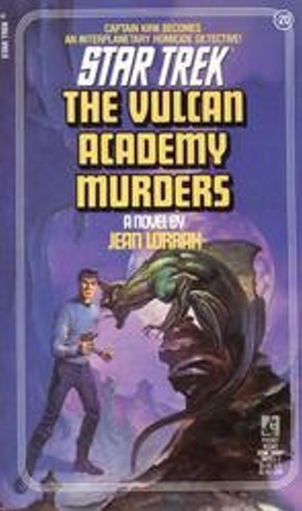 The Vulcan Academy Murders By: Jean Lorrah