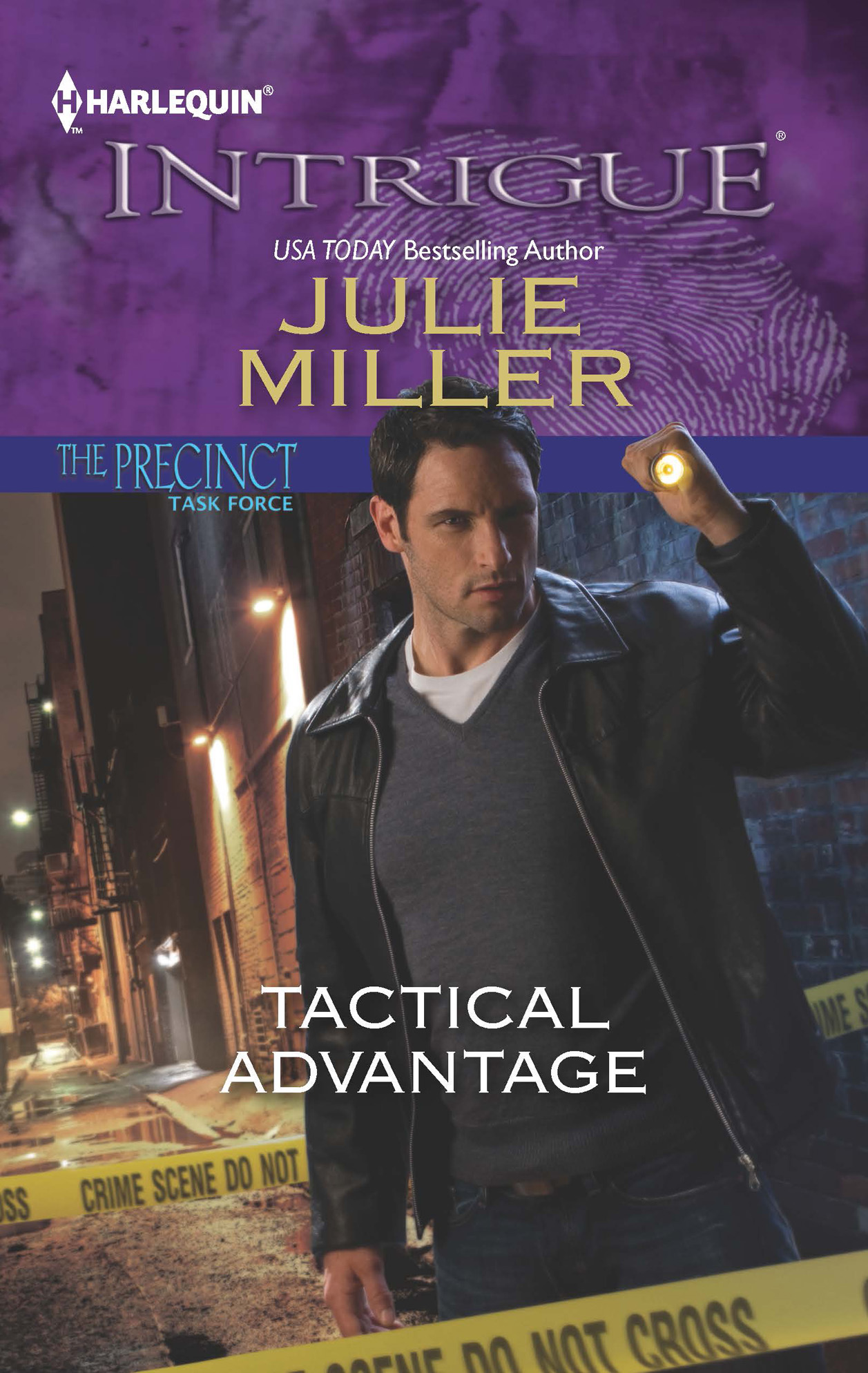 Tactical Advantage By: Julie Miller