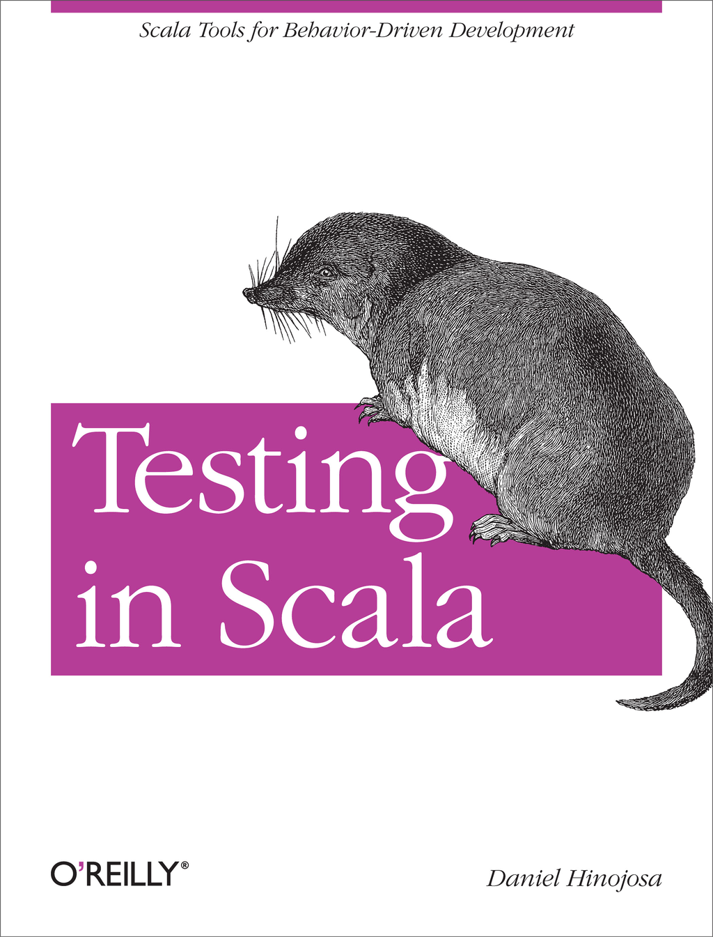 Testing in Scala By: Daniel Hinojosa