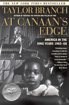 At Canaan's Edge America in the King Years, 1965-68