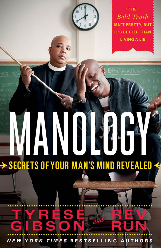 Manology By: Rev Run,Tyrese Gibson