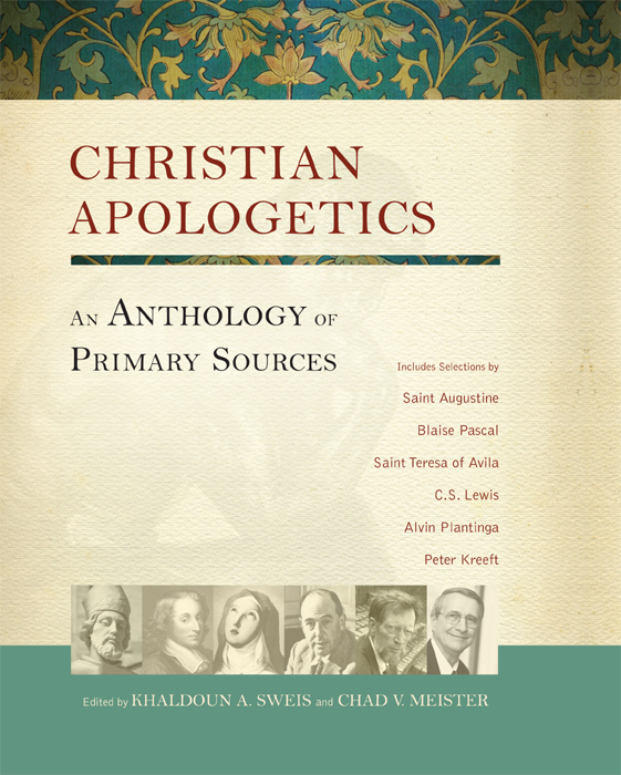 Christian Apologetics By: