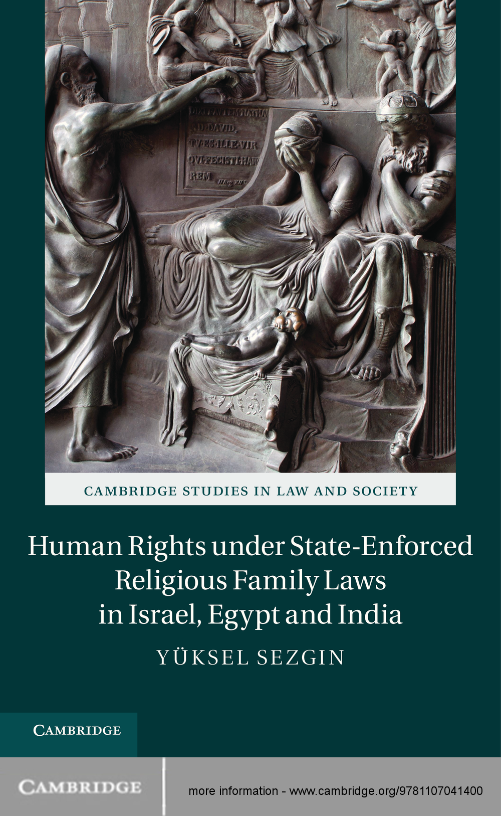 Human Rights under State-Enforced Religious Family Laws in Israel,  Egypt and India