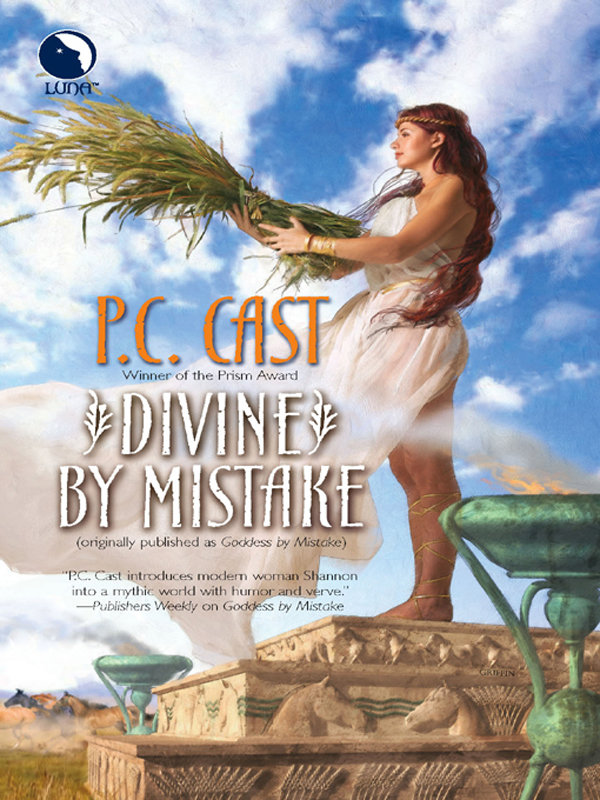 Divine by Mistake By: P.C. Cast