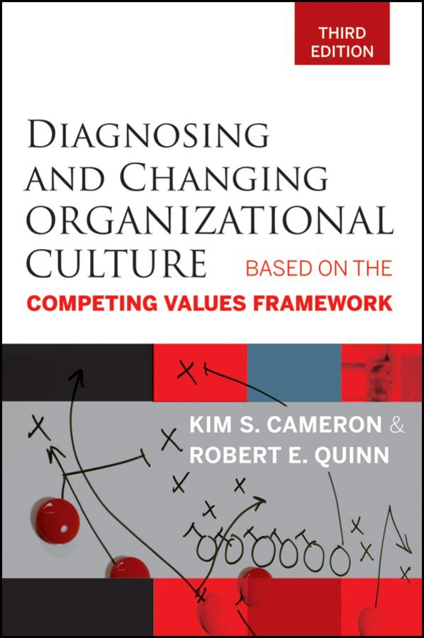 Diagnosing and Changing Organizational Culture By: Kim S. Cameron,Robert E. Quinn