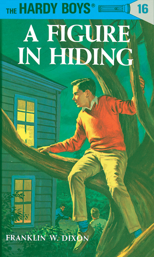 Hardy Boys 16: A Figure in Hiding By: Franklin W. Dixon