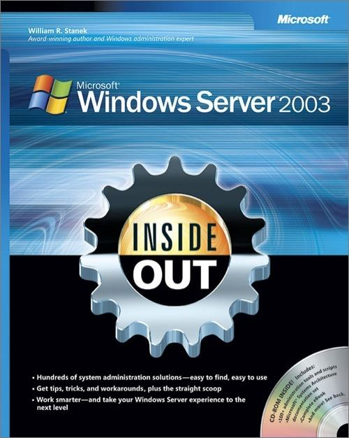 Microsoft® Windows Server™ 2003 Inside Out