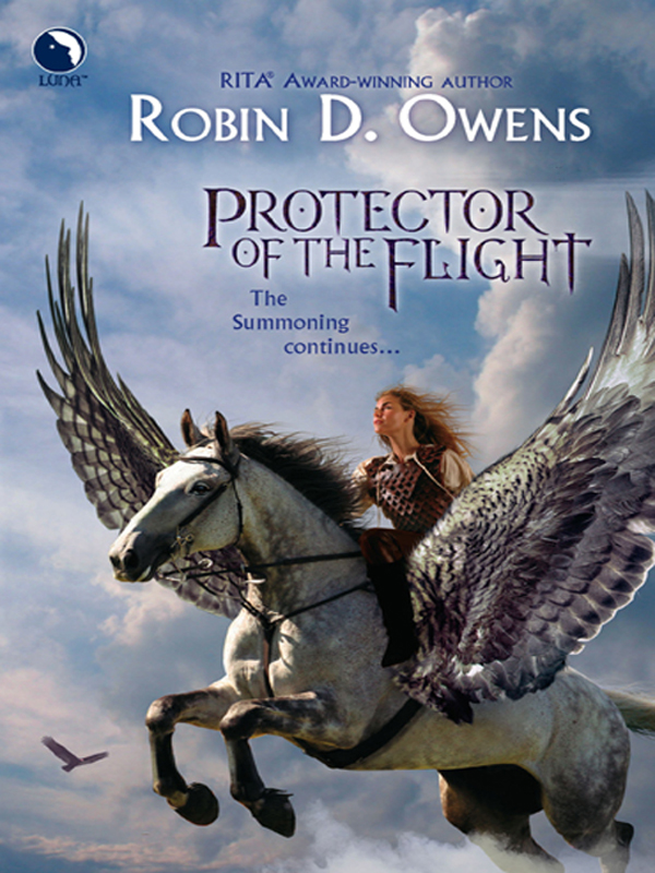Protector of the Flight By: Robin D. Owens