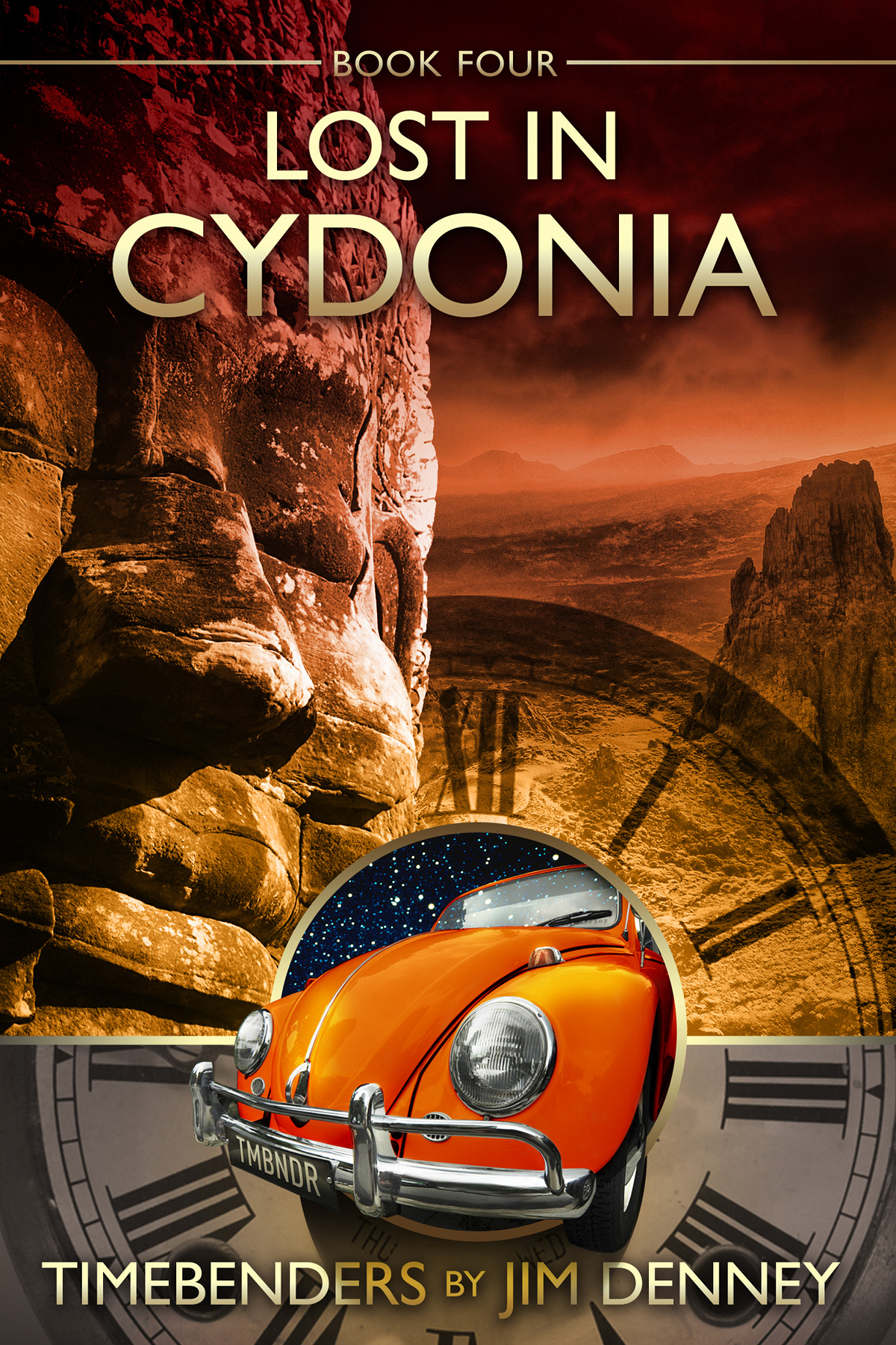 Lost in Cydonia