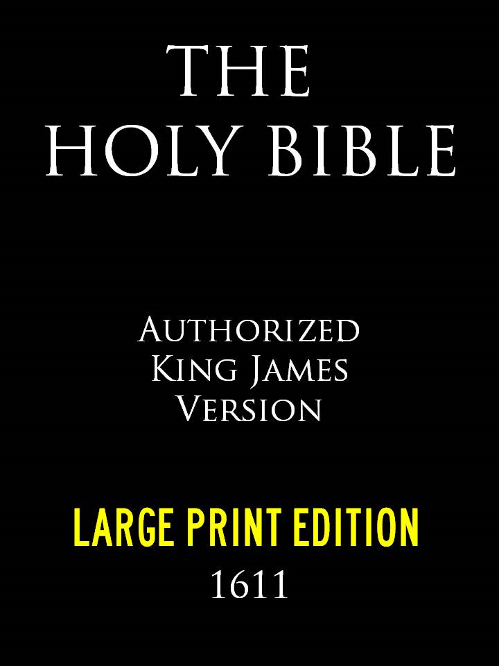 The Holy Bible:  (Authorized King James Version | King James Bible) By: God,The Bible,The King James Version of the Holy Bible