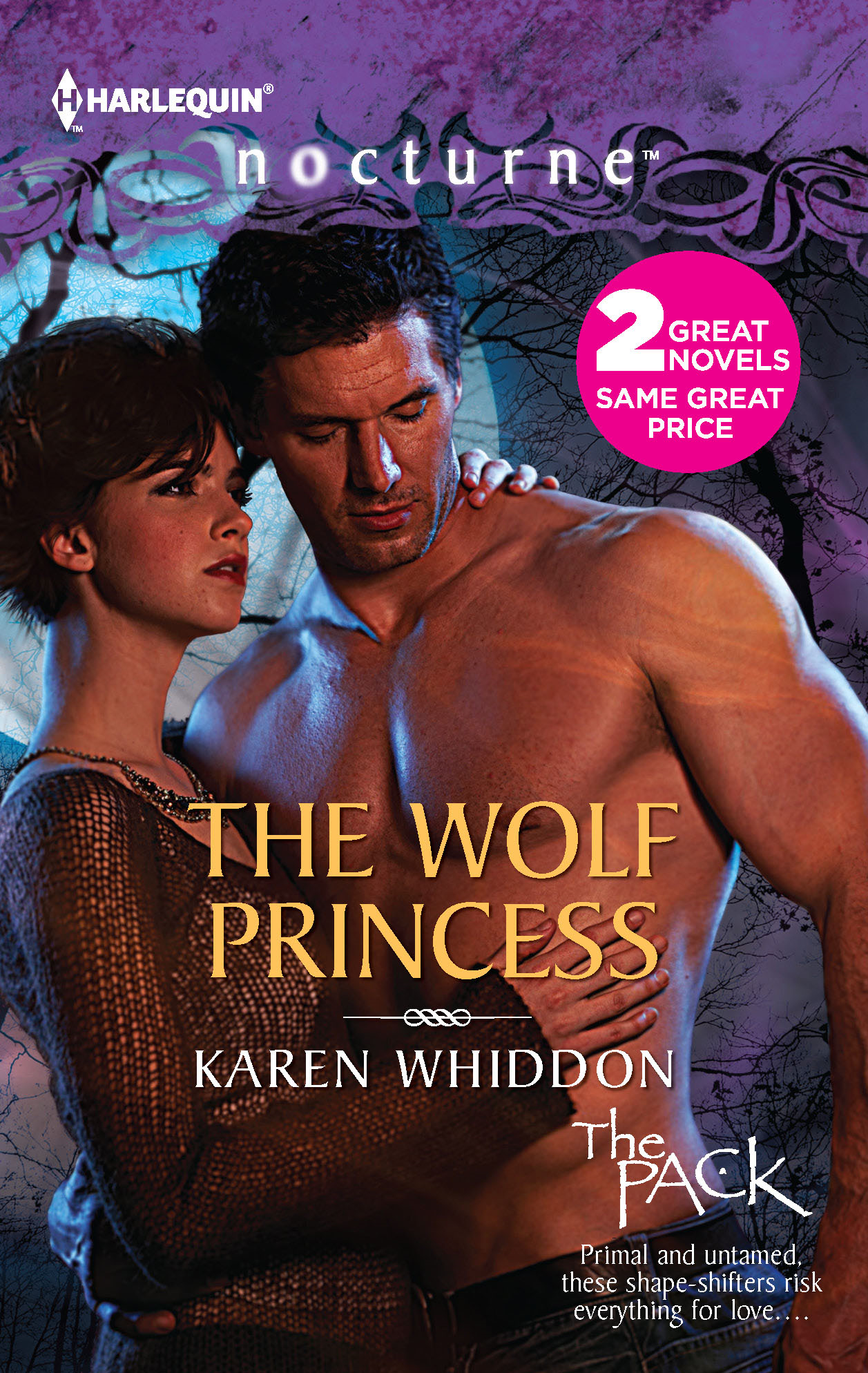 The Wolf Princess: The Wolf Princess\One Eye Open By: Karen Whiddon