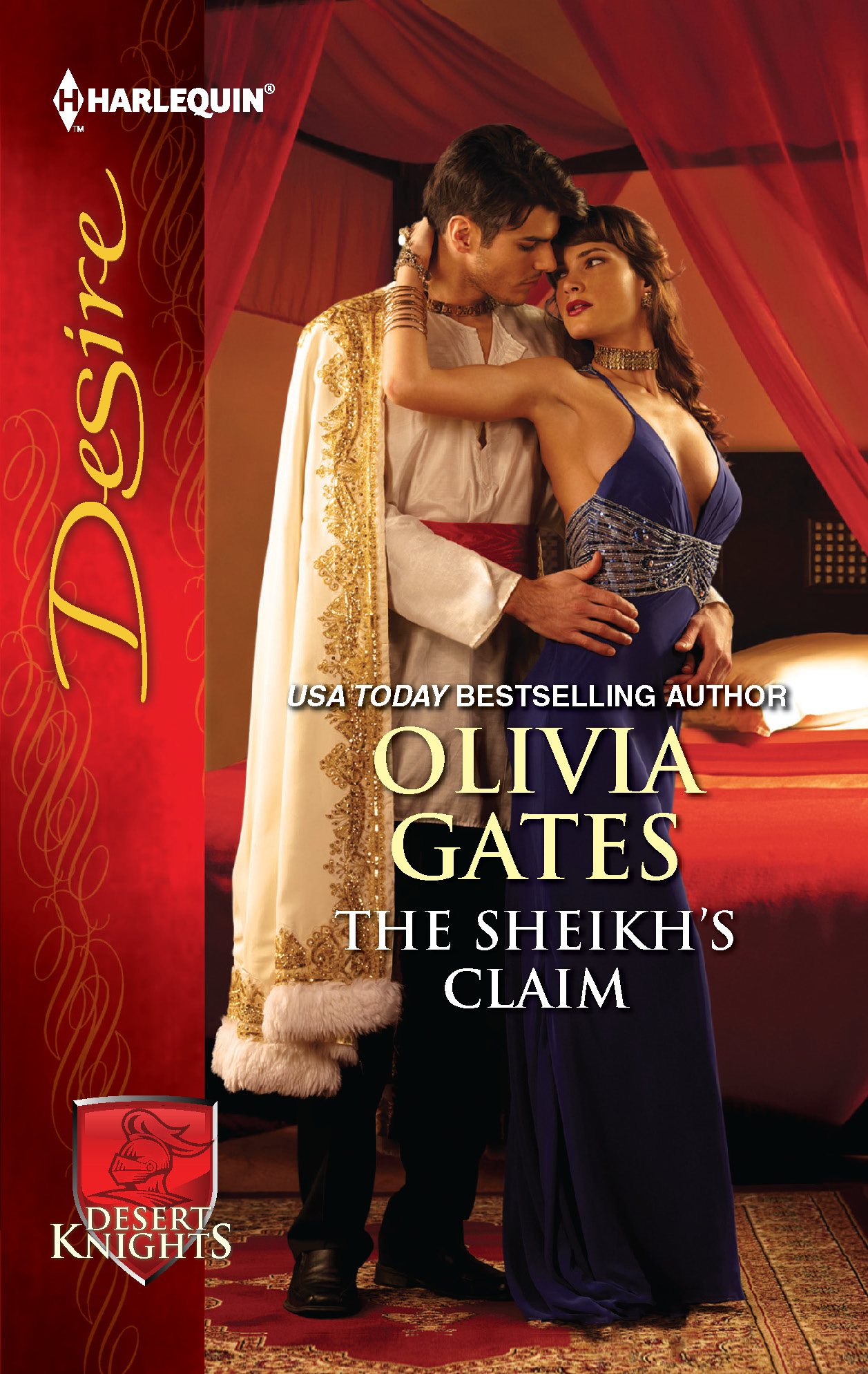 The Sheikh's Claim By: Olivia Gates