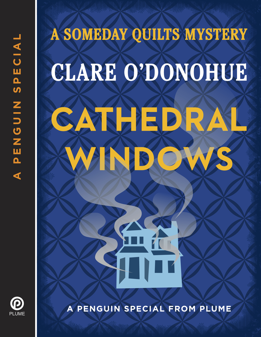 Cathedral Windows By: Clare O'Donohue