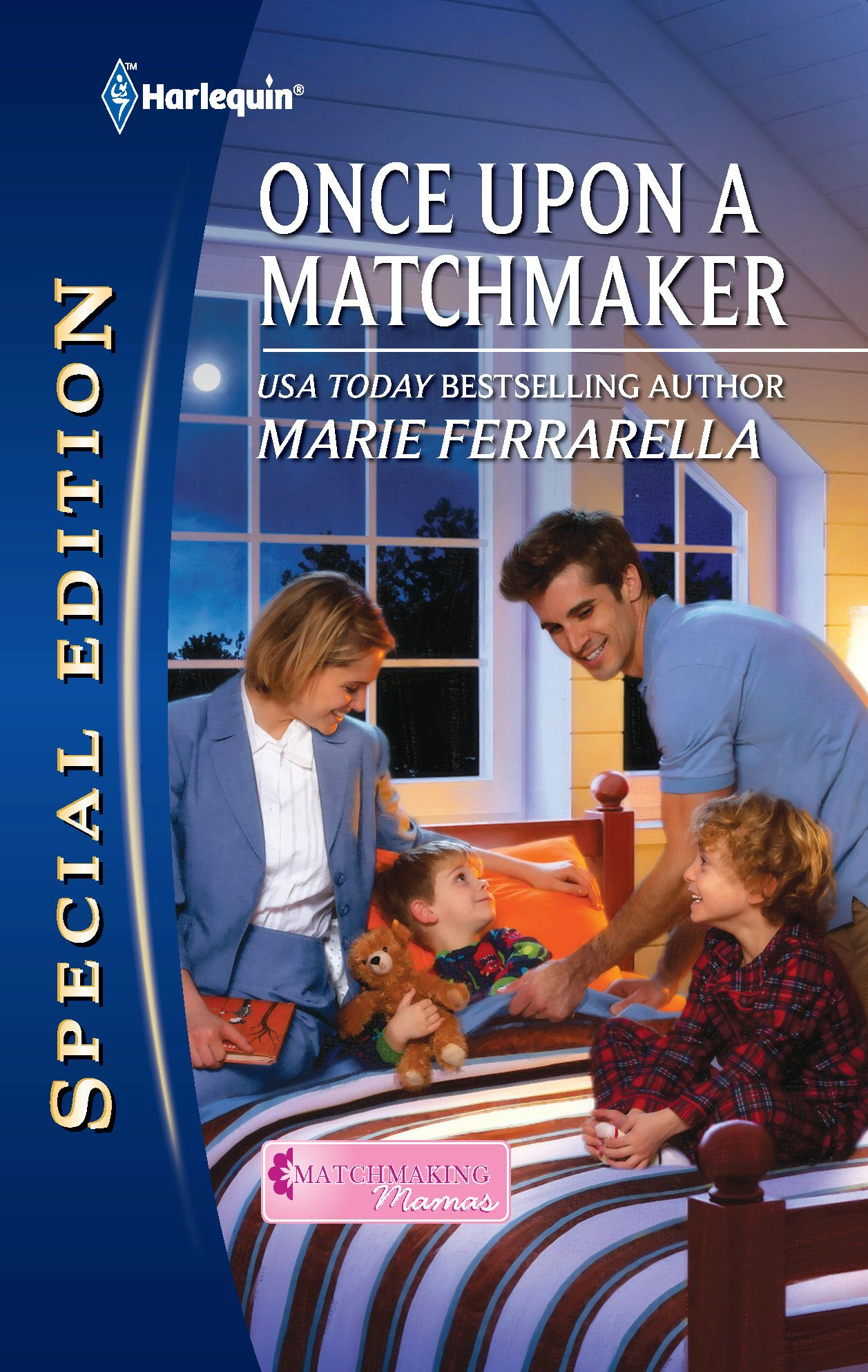 Once Upon a Matchmaker By: Marie Ferrarella