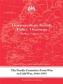 download The Nordic Countries in the Early Cold War, 1944-51 book