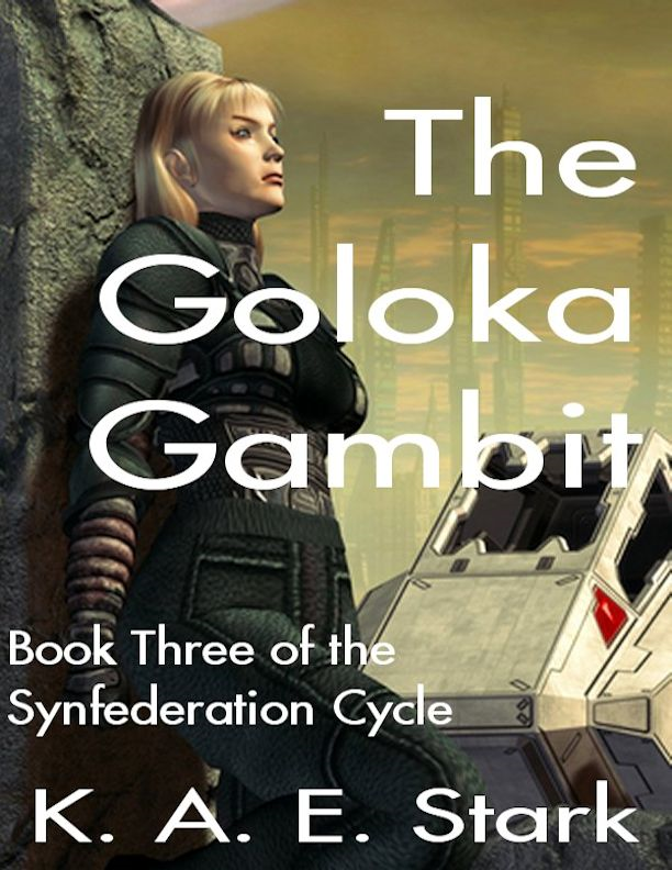 The Goloka Gambit By: K. A. E. Stark