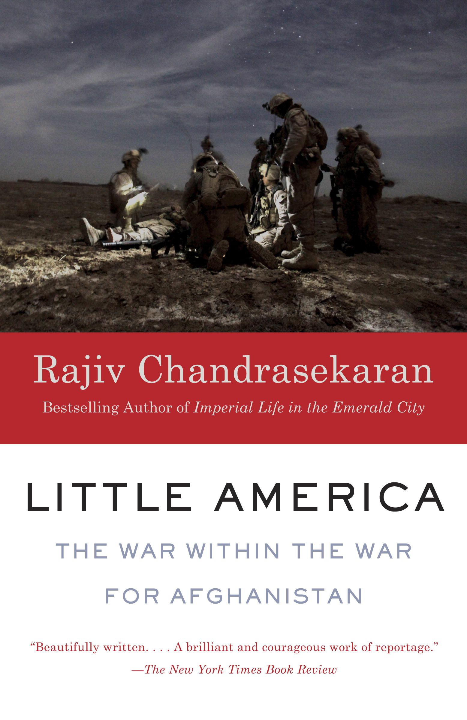 Little America By: Rajiv Chandrasekaran