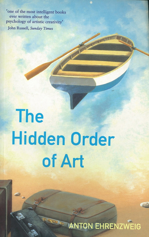 The Hidden Order Of Art