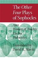 The Other Four Plays Of Sophocles