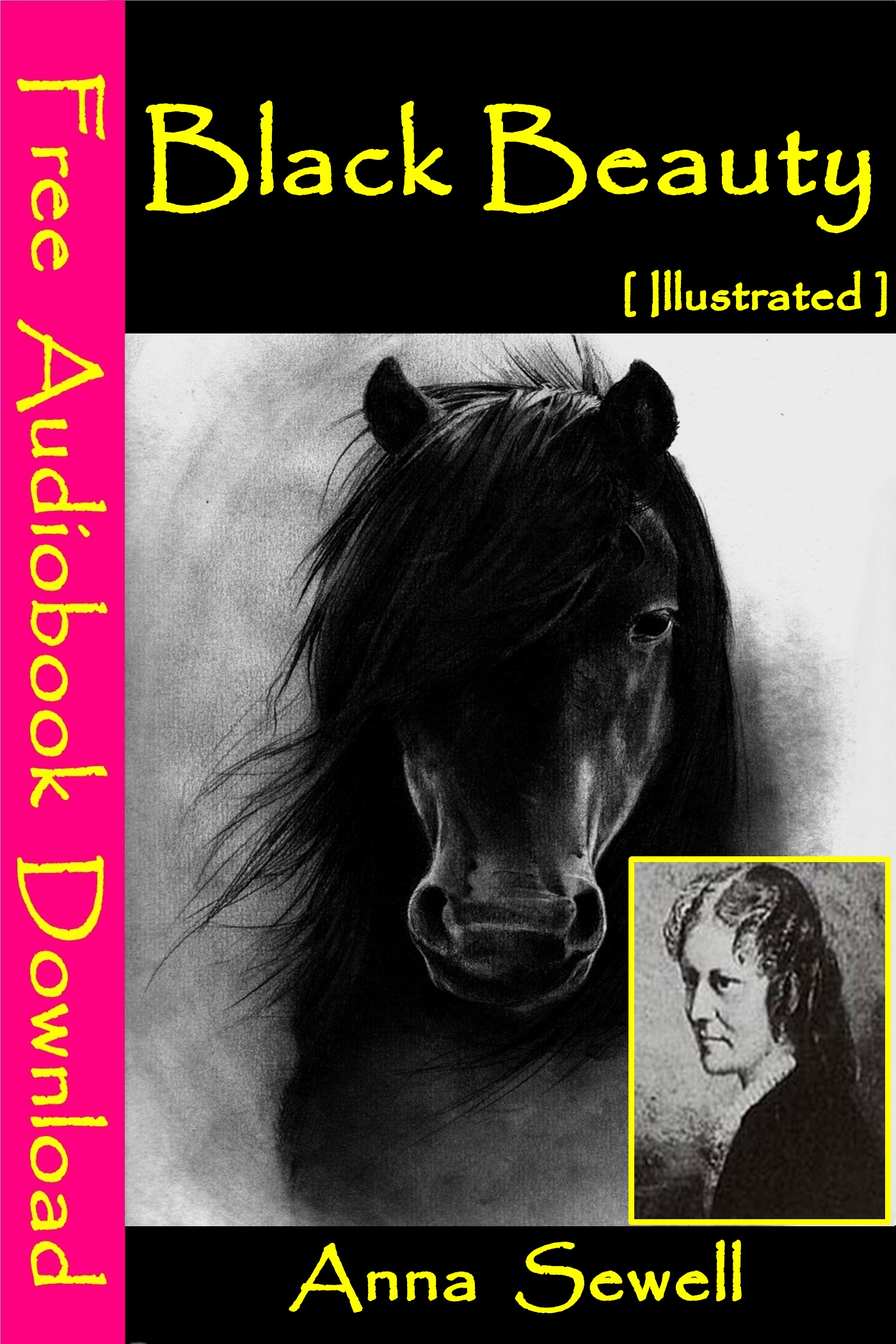 Anna Sewell - Black Beauty [ Illustrated ]