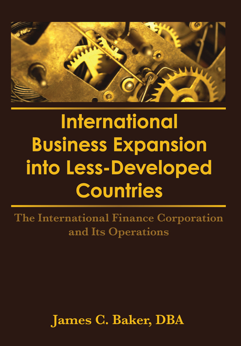 International Business Expansion Into Less-Developed Countries