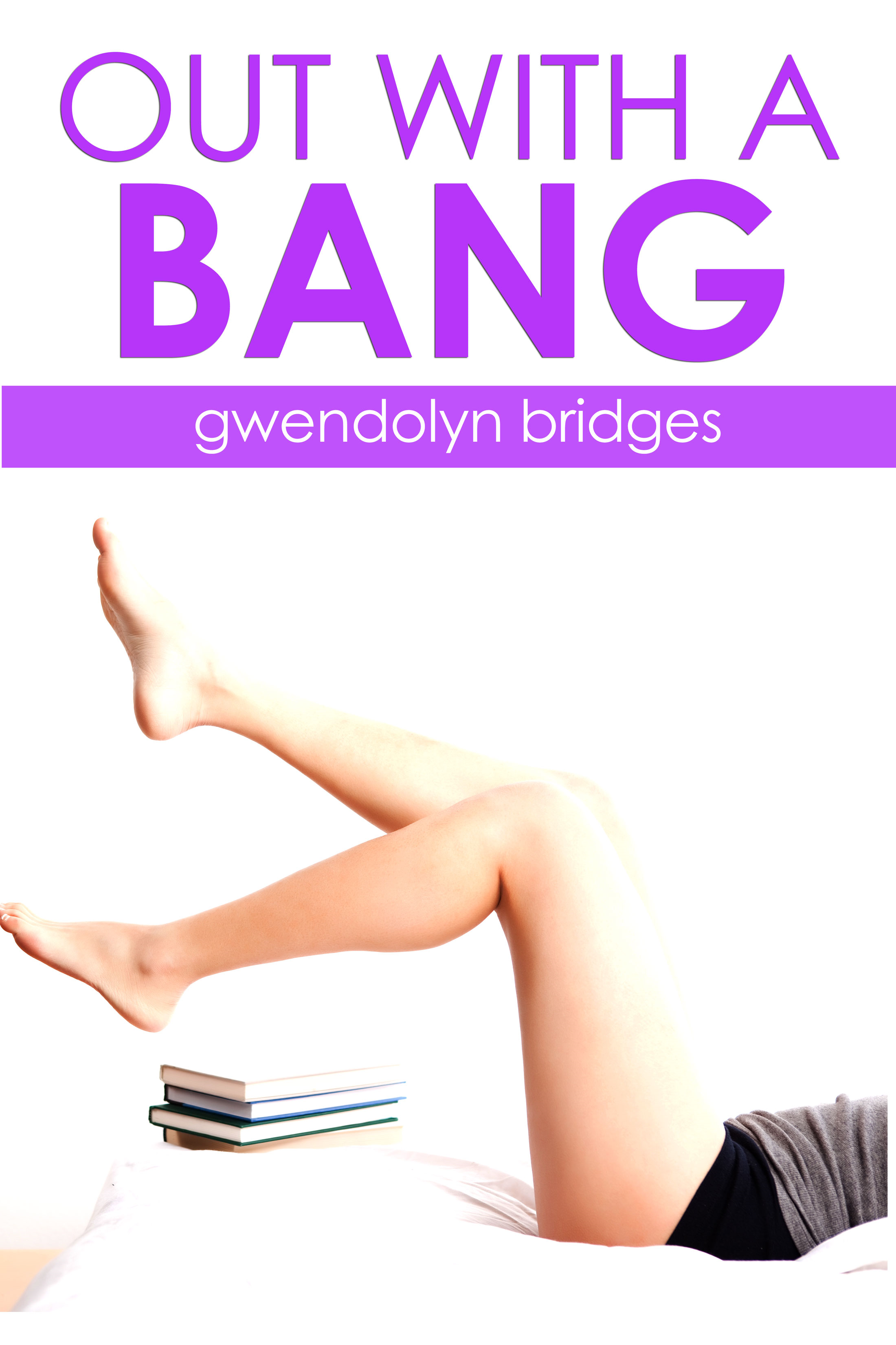 Out With a Bang (BBW Menage Gangbang Erotica)