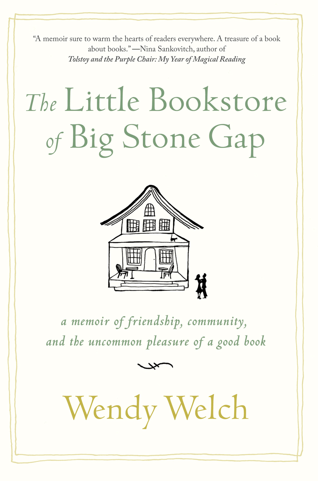 The Little Bookstore of Big Stone Gap By: Wendy Welch