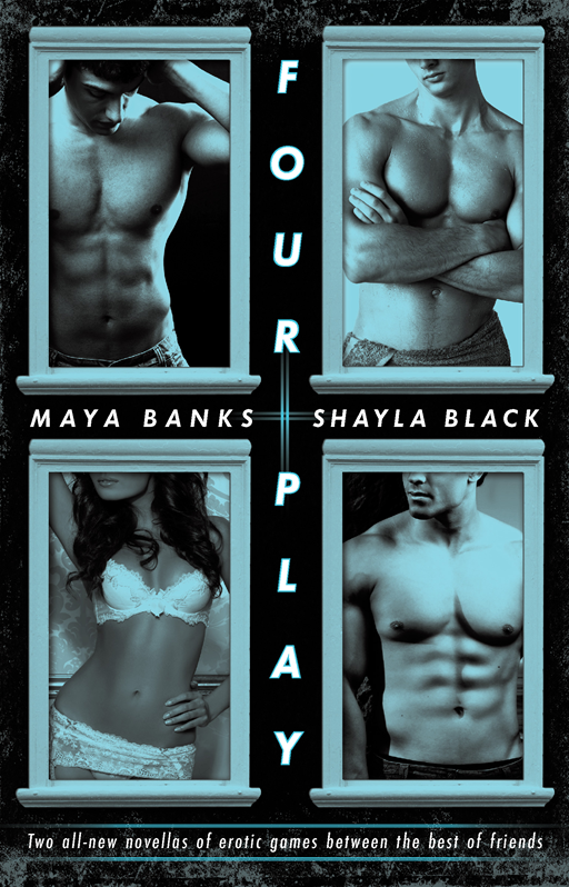 Four Play By: Maya Banks,Shayla Black