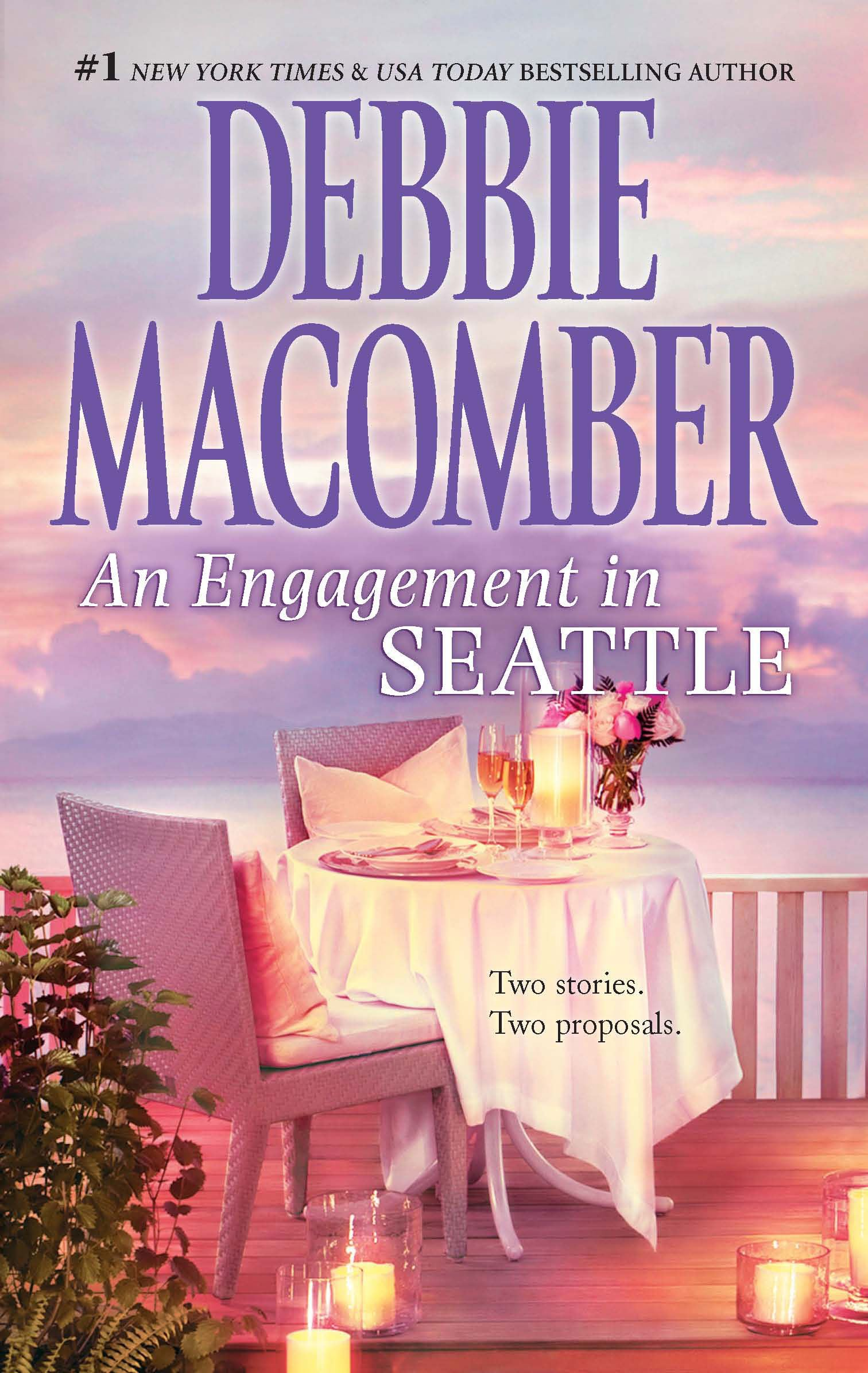 An Engagement in Seattle: Groom Wanted\Bride Wanted By: Debbie Macomber