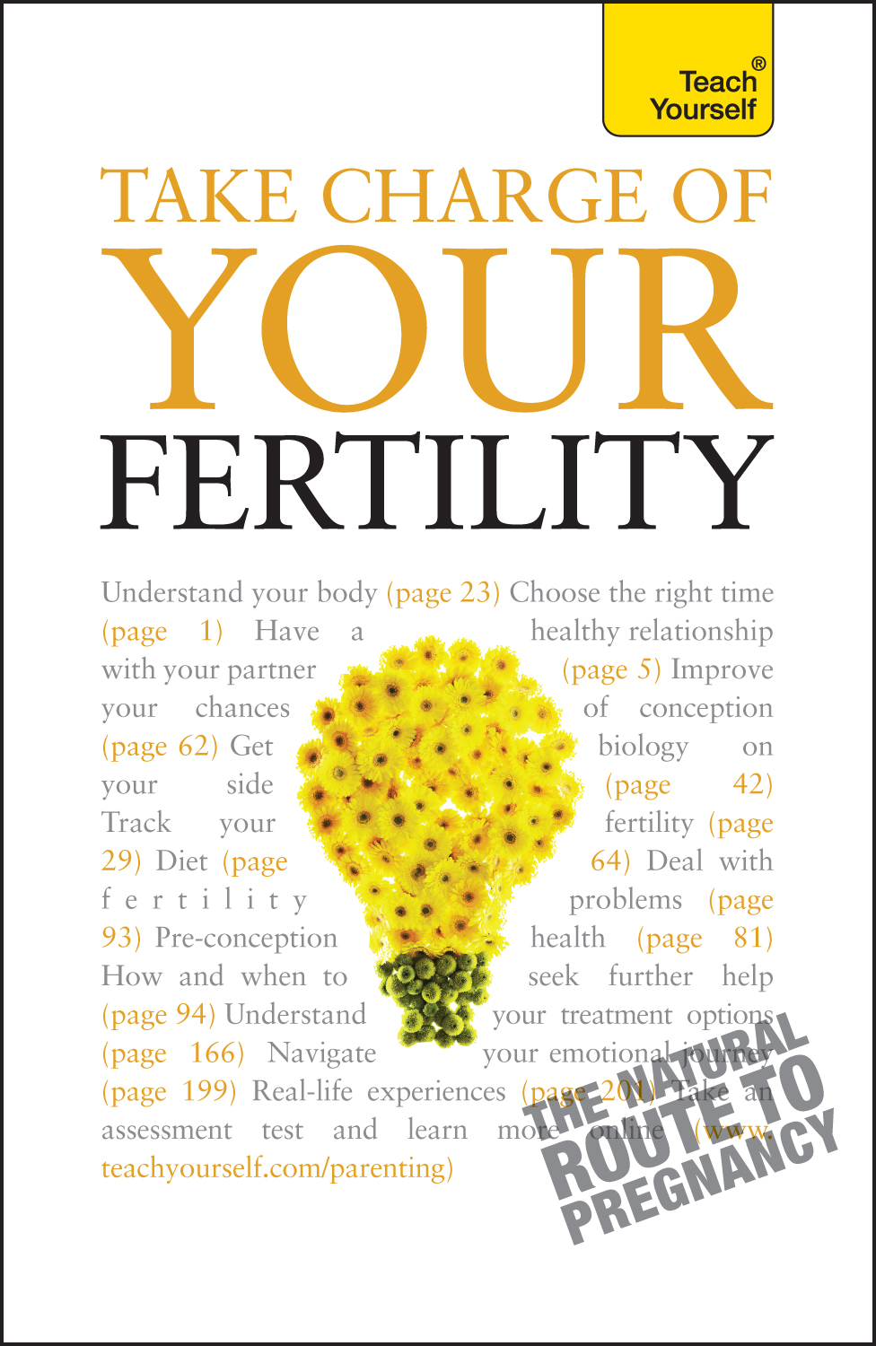 Take Charge Of Your Fertility By: Heather Welford