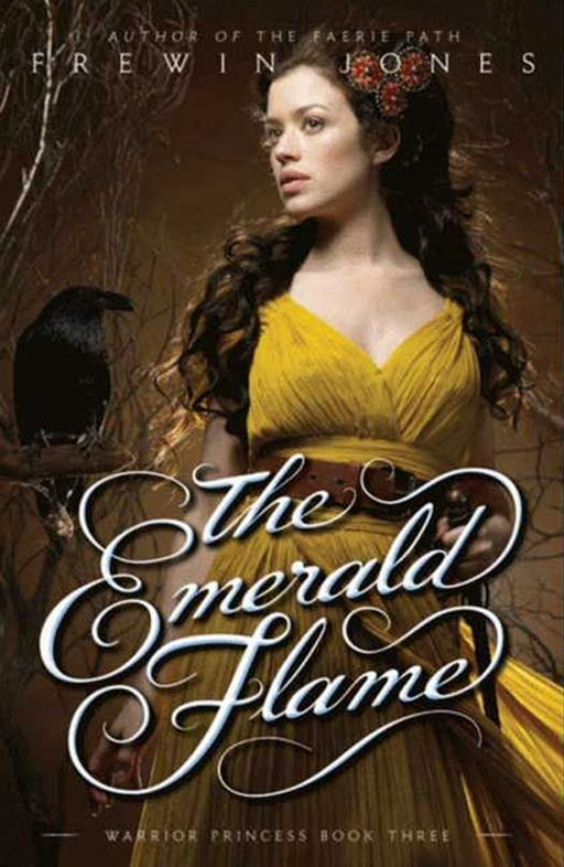 Warrior Princess #3: The Emerald Flame