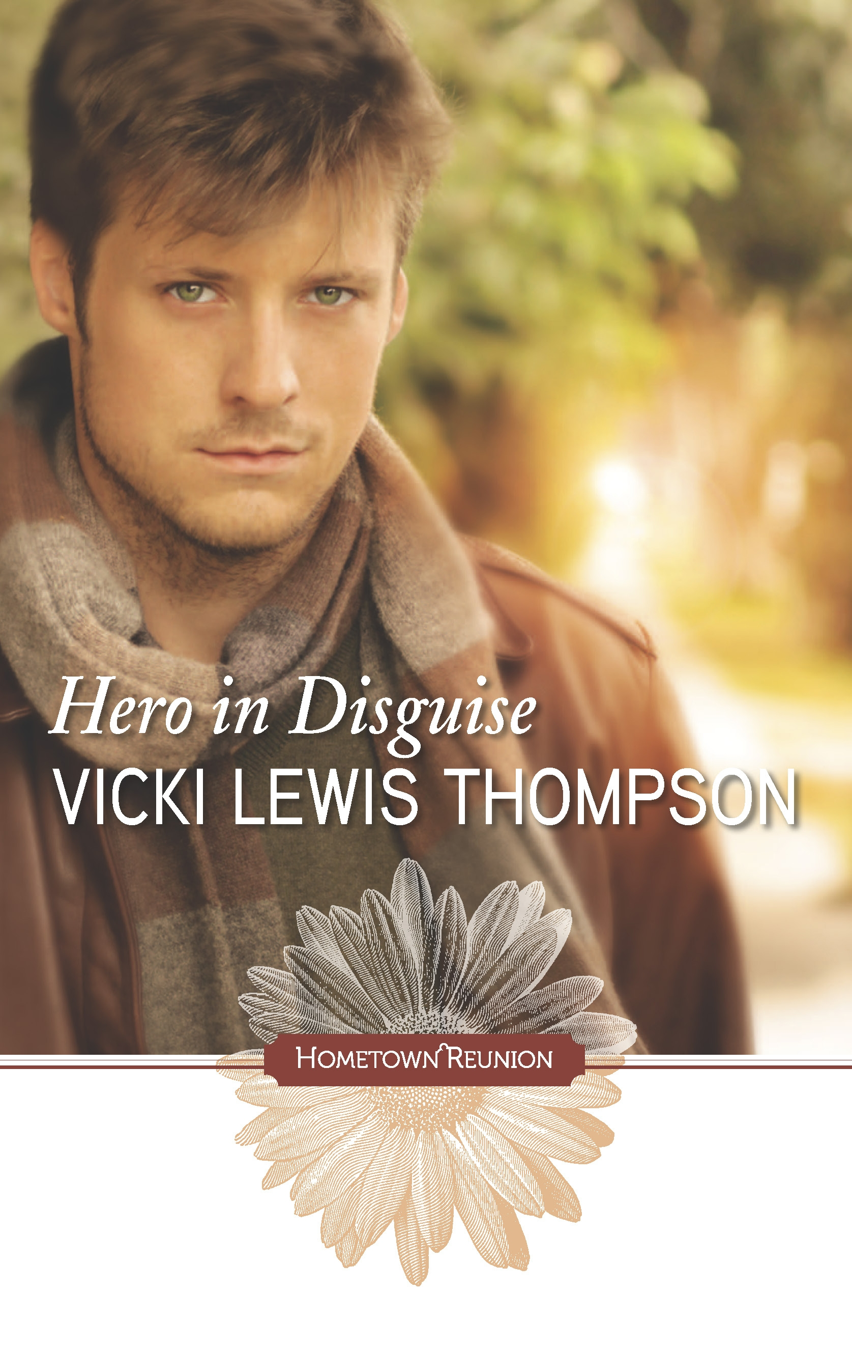 Book Cover: Hero in Disguise