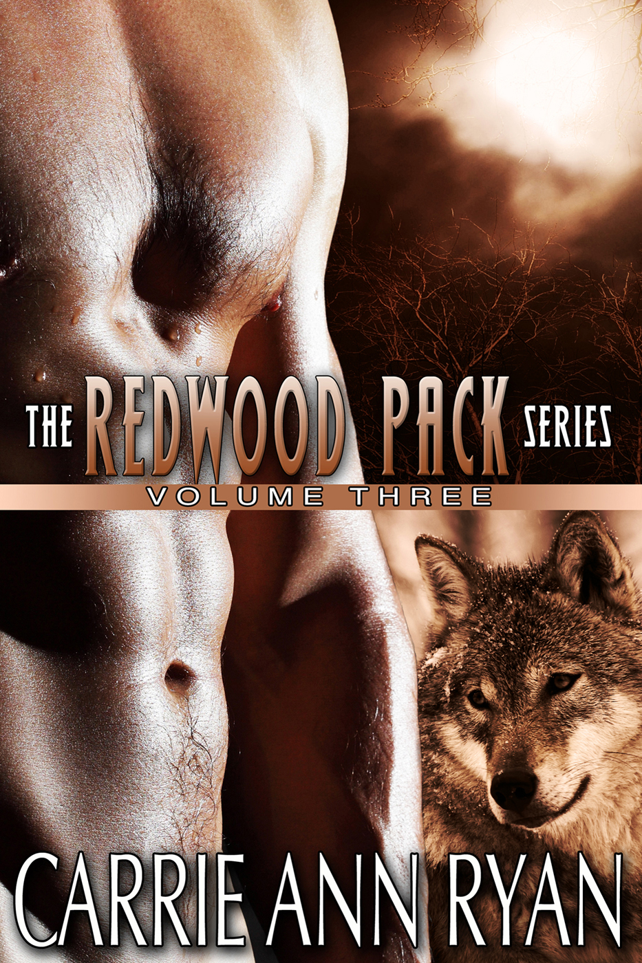 Redwood Pack Vol 3