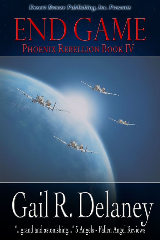 The Phoenix Rebellion Book Four: End Game