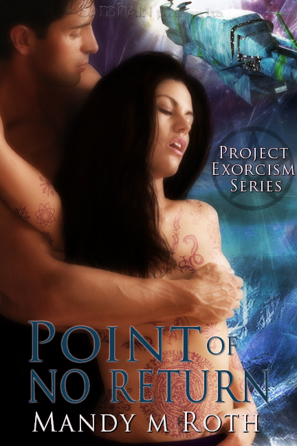 Point of No Return By: Mandy M. Roth