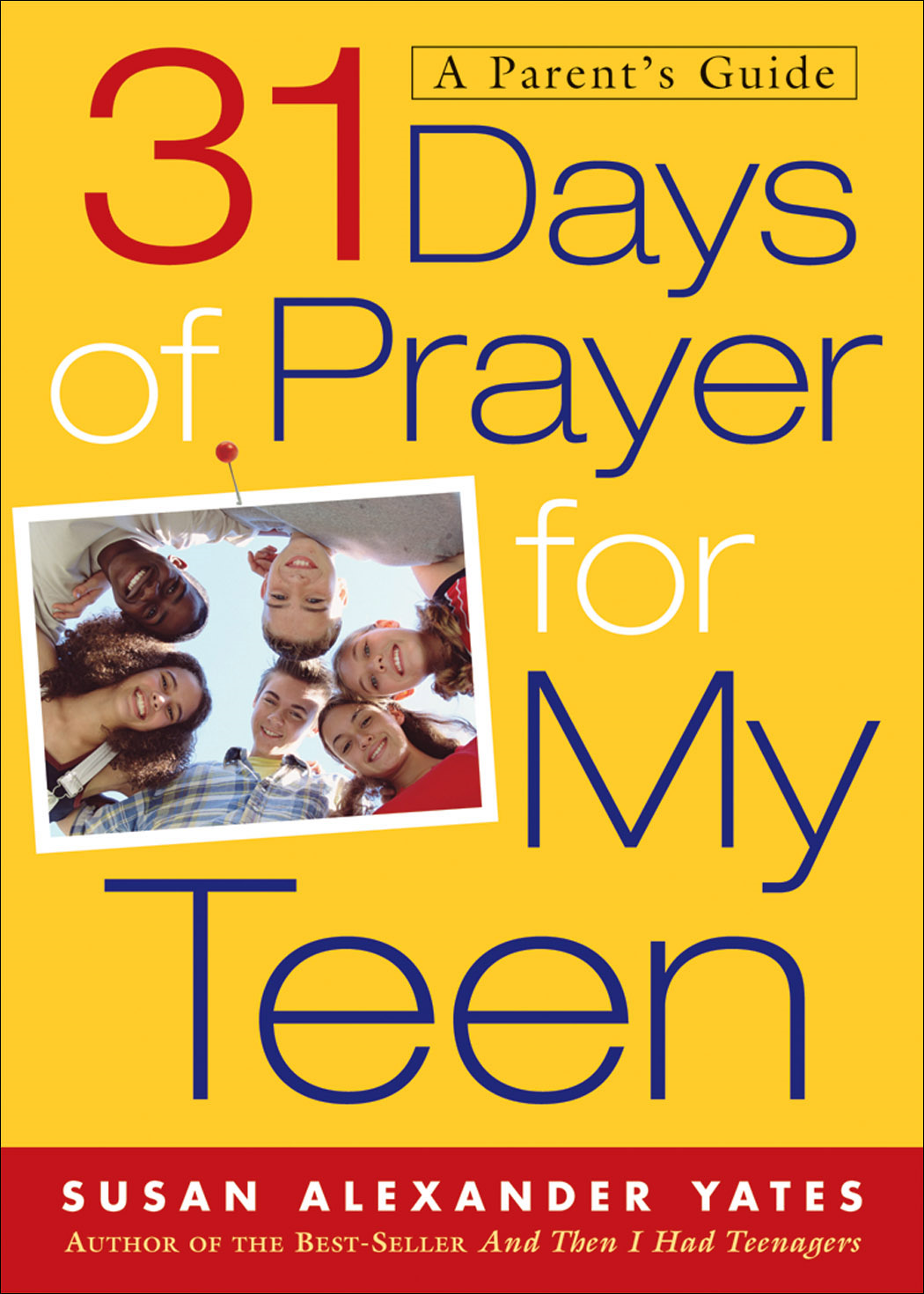 31 Days of Prayer for My Teen