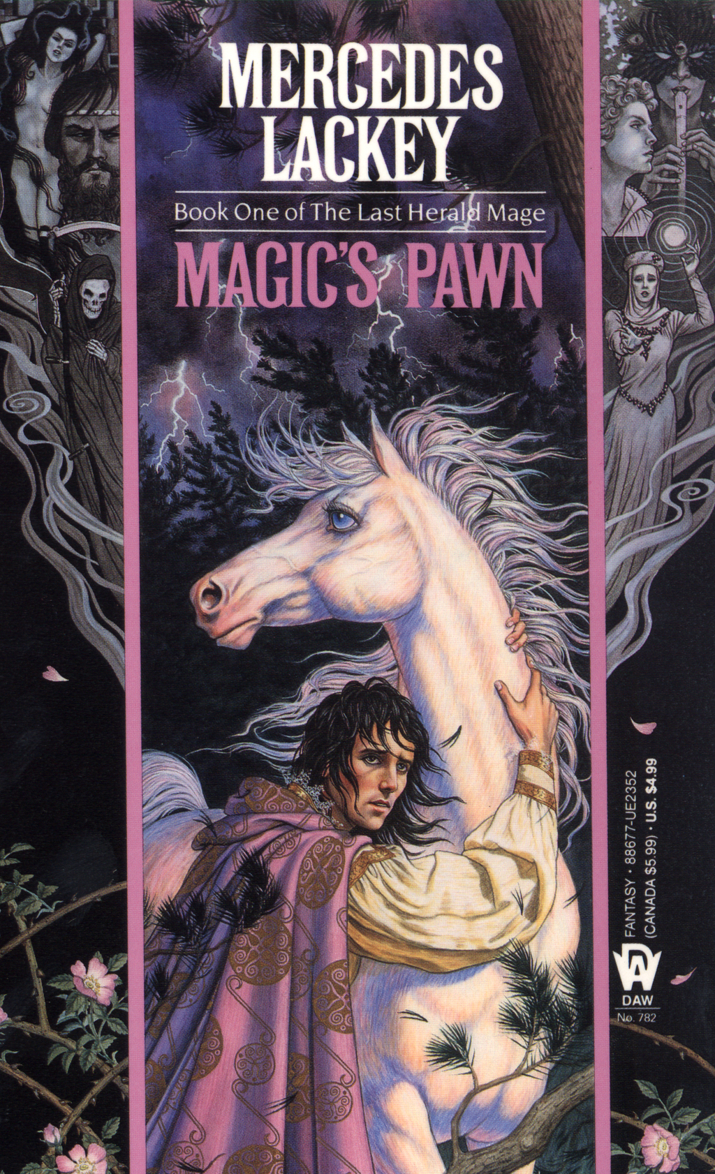 Magic's Pawn By: Mercedes Lackey