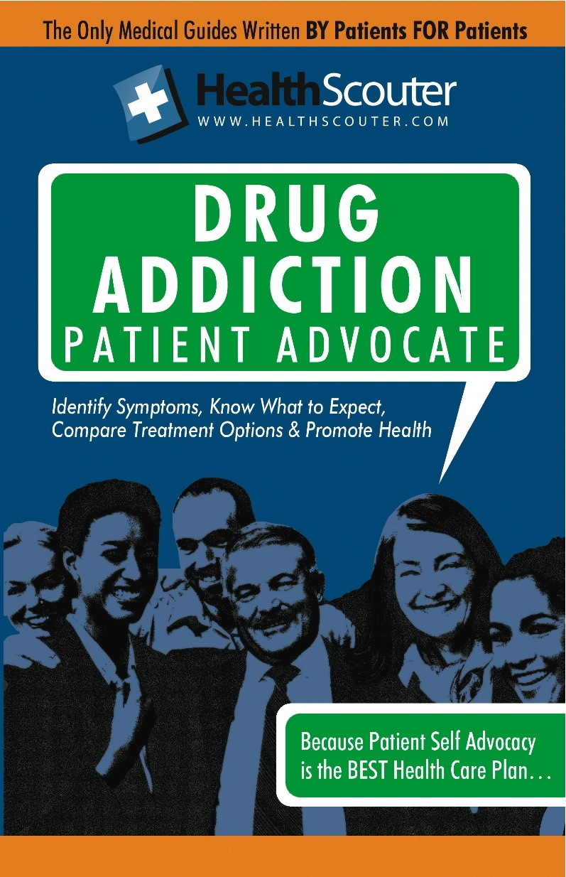 HealthScouter Drug Addiction Patient Advocate