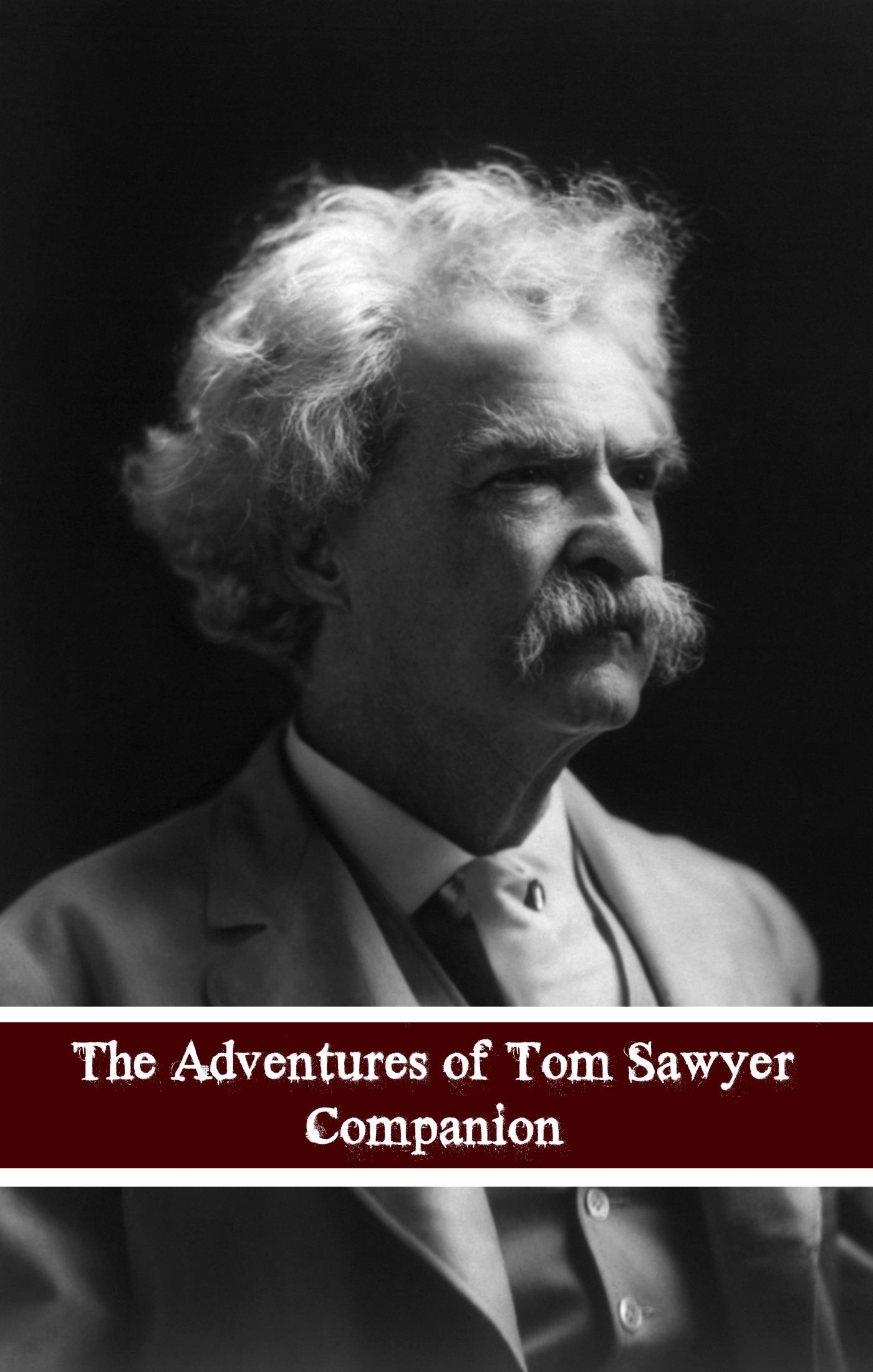 BookCaps - Adventures of Tom Sawyer Companion (Includes Study Guide, Complete Unabridged Book, Historical Context, Biography and Character Index)(Annotated)