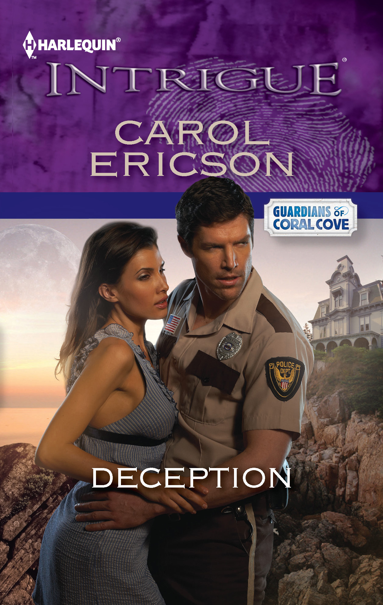 Deception By: Carol Ericson