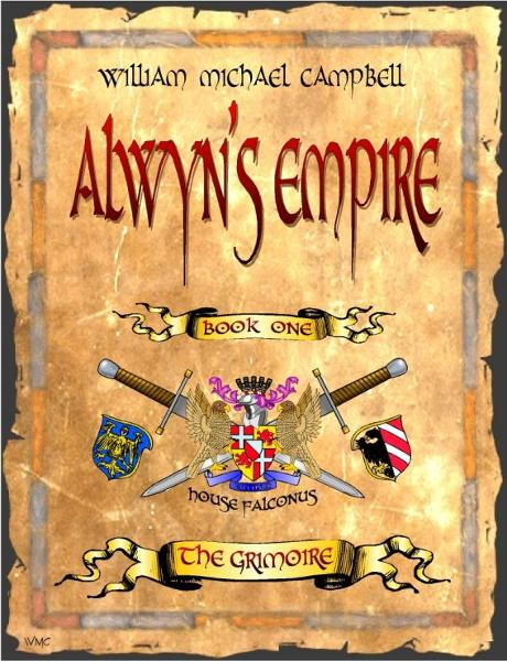 Alwyn's Empire, Book 1: The Grimoire