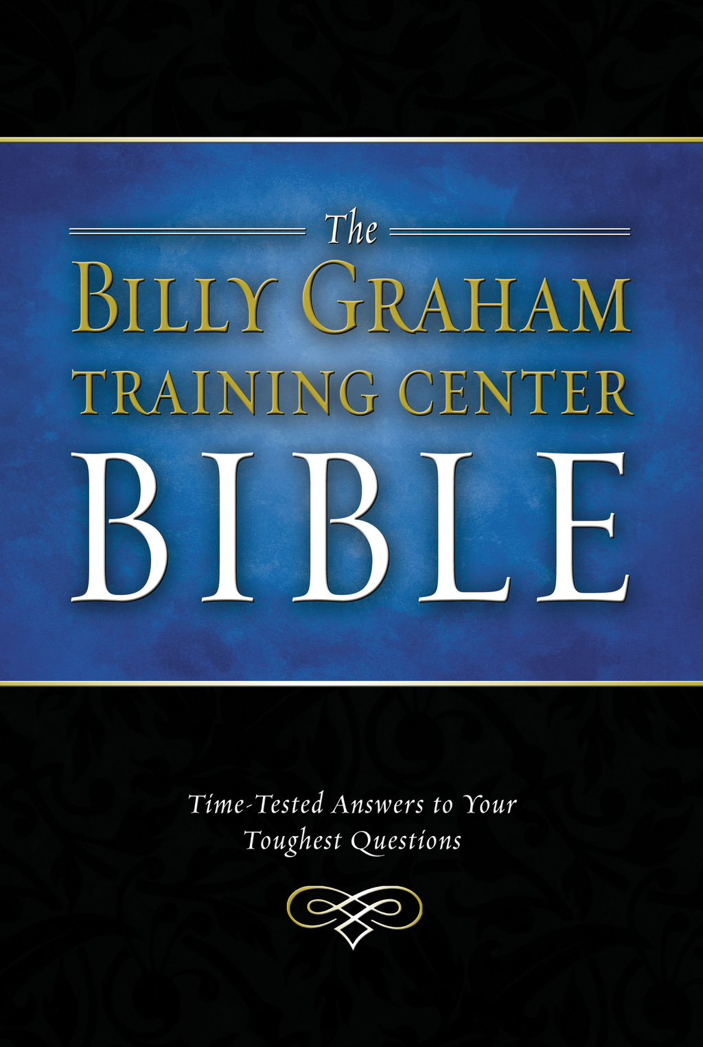 The Billy Graham Training Center Bible